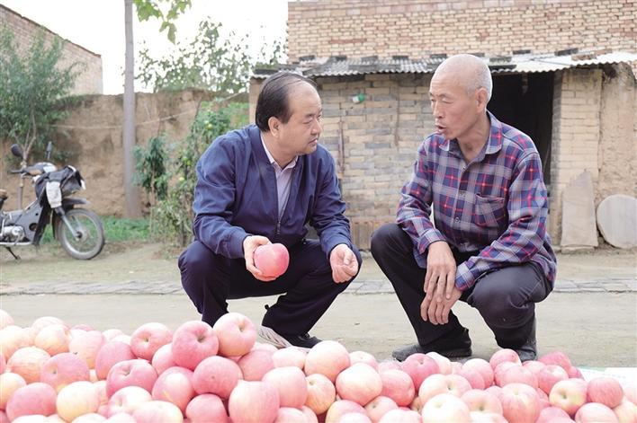 澄城县委书记王万庆:摘帽也是再出发