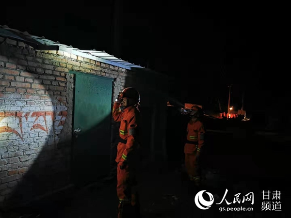 甘肃甘南州夏河县发生5.7级地震 多地震感明显