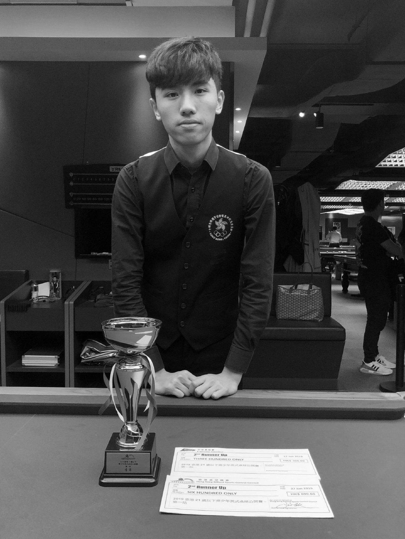 中国香港18岁台球小将跑步时晕倒,经抢救无效死亡