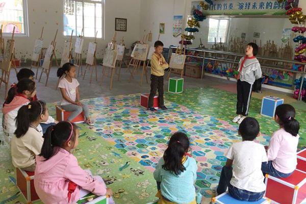 """汉台区沙沿小学少先队开展""""关注心理健康,师生共同成长""""活动"""