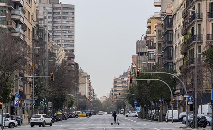 西班牙新增8102例新冠肺炎确诊病例,累计110238例