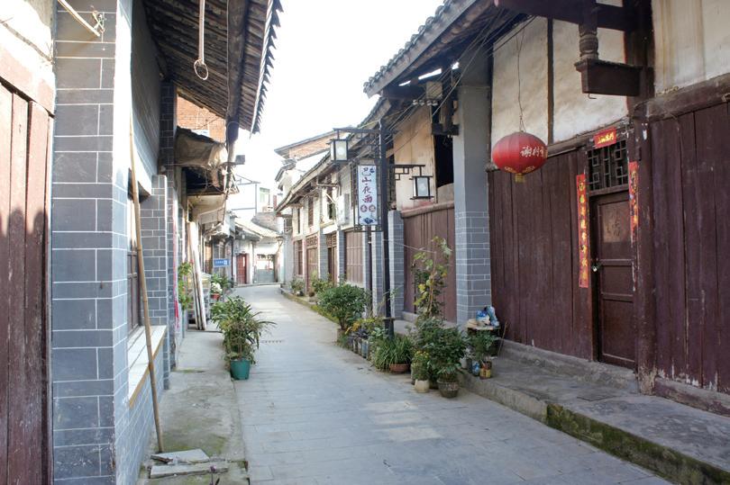 【陜西文物覽】古建筑——安康市熨斗古鎮