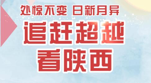 动图解读丨从2020年政府工作报告看陕西发展