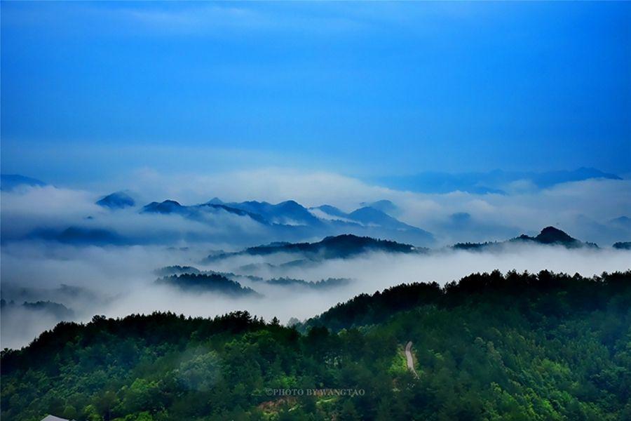 发现陕南|女娲山,云海千年的守望!