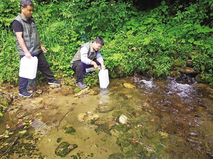 西安130万人口的饮水,我们来守