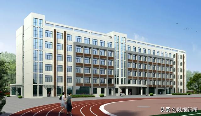 """最新!西安各区又一批""""高大上""""新建学校即将交付使用!附详细地址"""