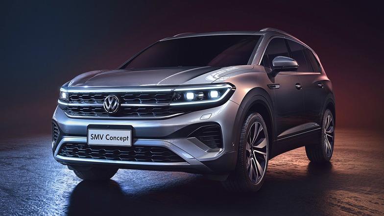 捷达将发布全新中大型SUV车长超5m