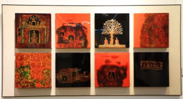 @小伙伴,近期这些展览在陕西美术馆开展