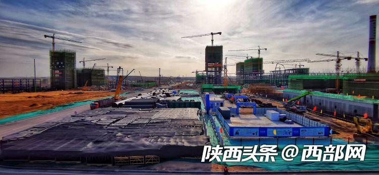 陕煤榆林化学:补短板延链条 月