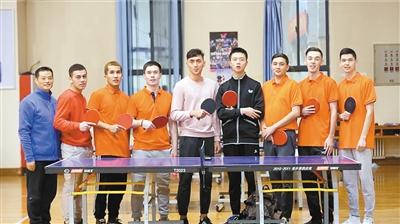参观奥体中心 感受十四运氛围  高校国际学生点赞西安