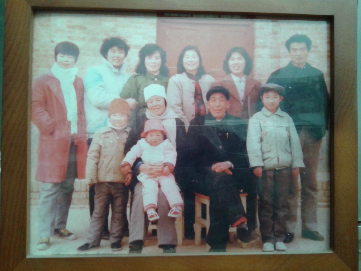 【年·记忆】我的一张全家福