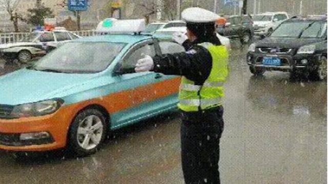 四月飘雪!陕西多地下起中雪!