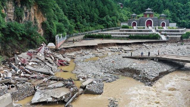 亚洲制服另类无码专区洛南:暴雨致多乡镇道路电力通信中断