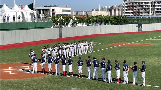十四運會棒球比賽香港負陜西 港隊球員為參賽辭職