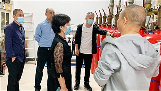 陕西省广电中心管理处加强十四运会、双节重要时期各项安全技术服务保障工作