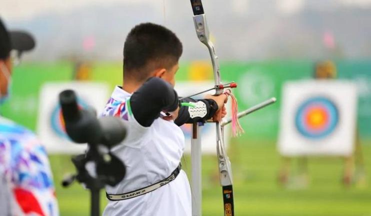 残运会视障组射箭比赛收官 陕西选手夺得3金3银2铜