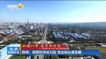【辉煌壮丽70年 追赶超越再出发】陕西:民营经济活力足 坚定信心谋发展