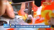 【壮丽70年 奋斗新时代】陕西:深化文化体制改革补短板 催生文化新业态促消费