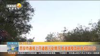 西安市通報上月道路污染情況 臨潼高陵藍田排名后三位