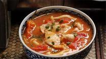 好管家 番茄鱼片汤