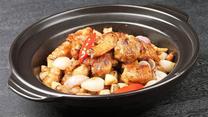 [好管家]鲜沙姜焗麻黄鸡