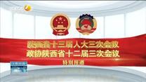 陕西省十三届人大三次会议政协陕西省十二届三次会议特别报道