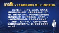 陕西连续21天无新增新冠肺炎 累计232例治愈出院