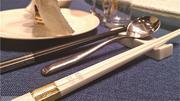 让公筷公勺成为餐桌常客