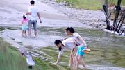 远离危险 河边戏水隐患大