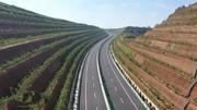 陕甘界至旬邑高速公路通车