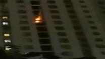 近期多起住宅火情 消防通道被占 救援受阻