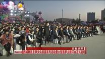 西咸新区冬季文化旅游系列活动暨大型追梦主题灯会正式启动