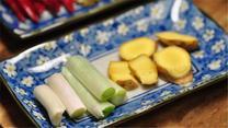 调味蔬菜价格有变:老姜大葱批发价涨2块