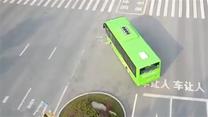出行时间减半 浐灞公交8号线开通