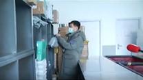 快件货品逐件消杀  速递业务加强防疫