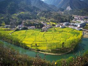 陕西发布12条春季休闲农业和乡村游精品线路