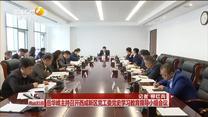 岳華峰主持召開西咸新區黨工委黨史學習教育領導小組會議