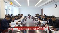 西咸新區召開智慧城市建設專題會