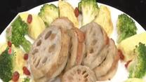 [好管家]藕盒蛋饺