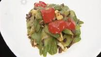 [好管家]豆豉鲮鱼炒苦瓜