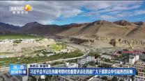 【在习近平新时代中国特色社会主义思想指引下】习近平总书记在西藏考察时的重要讲话在我省广大干部群众中引起热烈反响