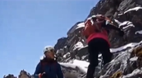 榆林女子登顶珠峰 成就普通人的梦想!