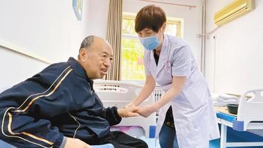 陜西老年人對養老機構滿意度高