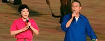十四运会开幕式  张嘉益、闫妮等陕西籍艺人登台献唱