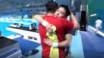 [全运会]杨健夺得男子10米台冠军  赛后洒泪飙歌