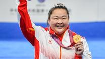[办一届精彩圆满的体育盛会]陕西省运动员王峥终圆全运会金牌梦