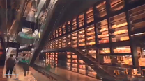[风从千年来之陕西骄傲文旅季]酷炫风的网红书店